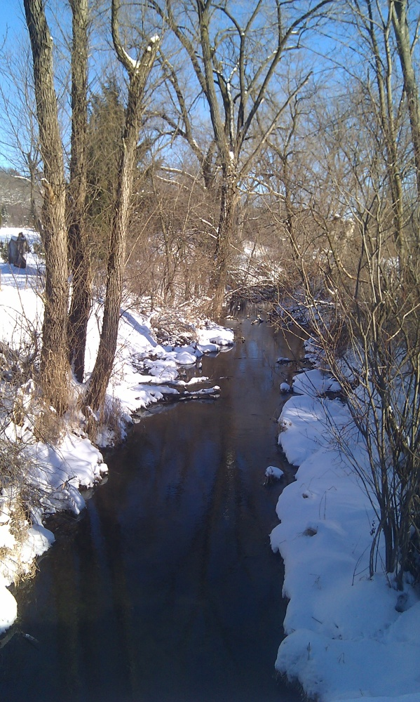 Black Earth Creek, 27 December