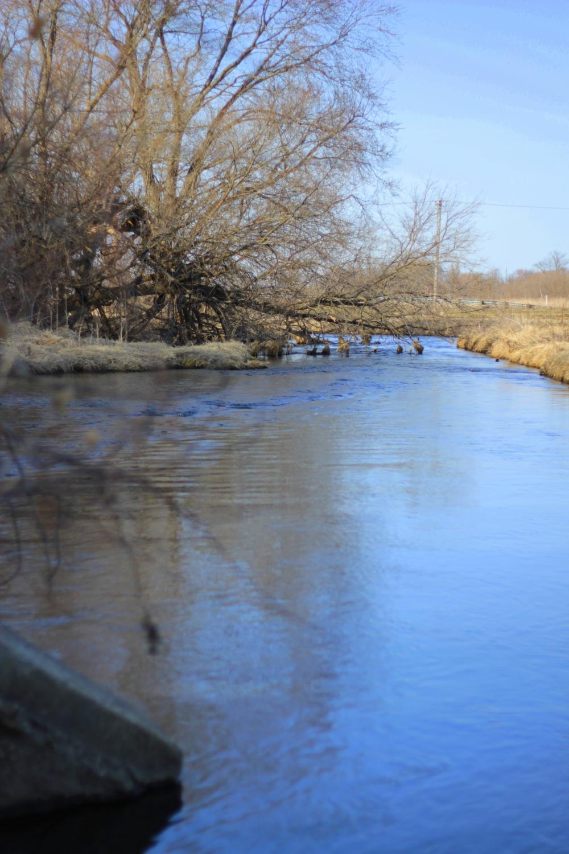 Black Earth Creek, Wisconsin