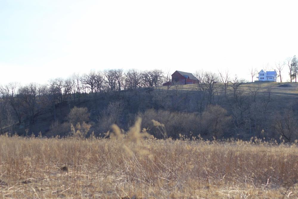 Driftless Area Farmhouse, WI