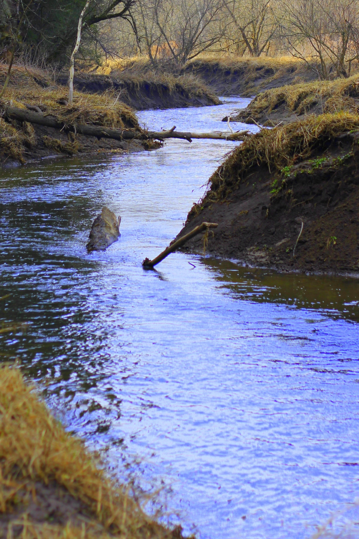 Beautiful Meander in Wisconsin's Driftless