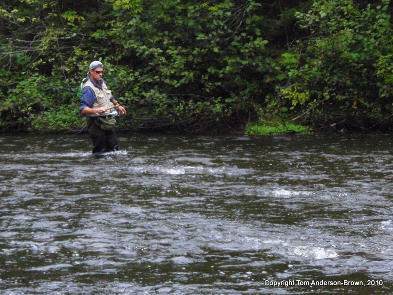 Stephen Rose: Extreme Trout Fisherman