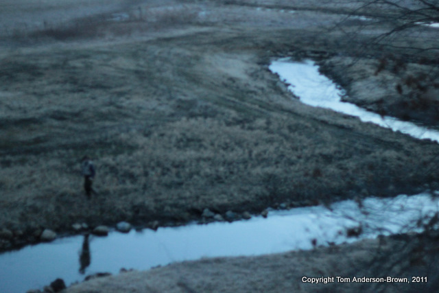 My friend Stephen Rose on local water, Driftless, Wisconsin