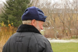 My dad, The Man. (Cedarburg, WI, 2011)