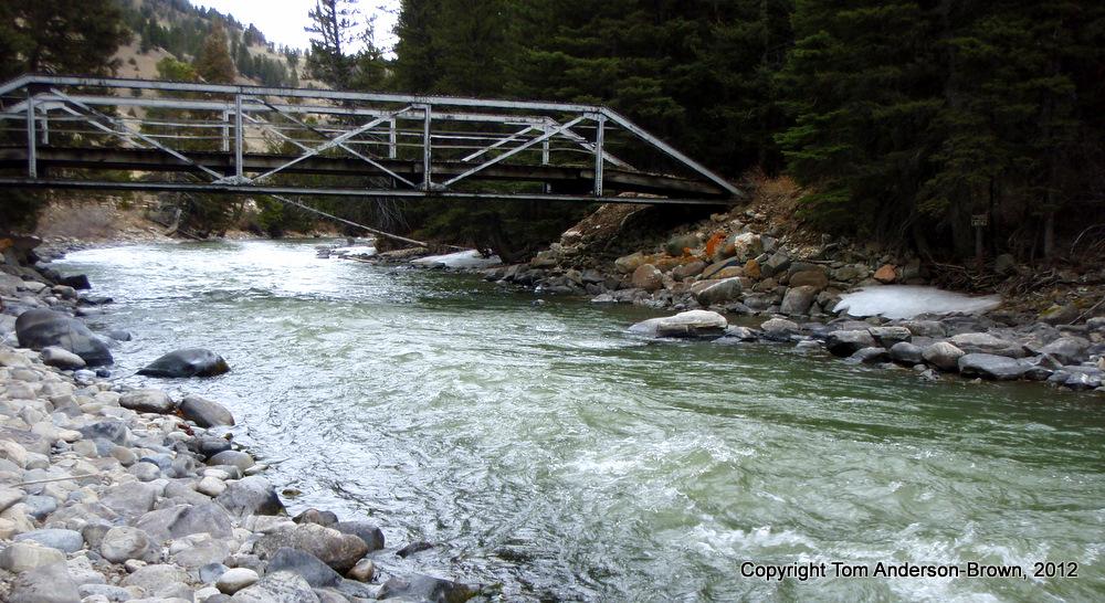 A River Runs Through It, The Gallatin River, Montana