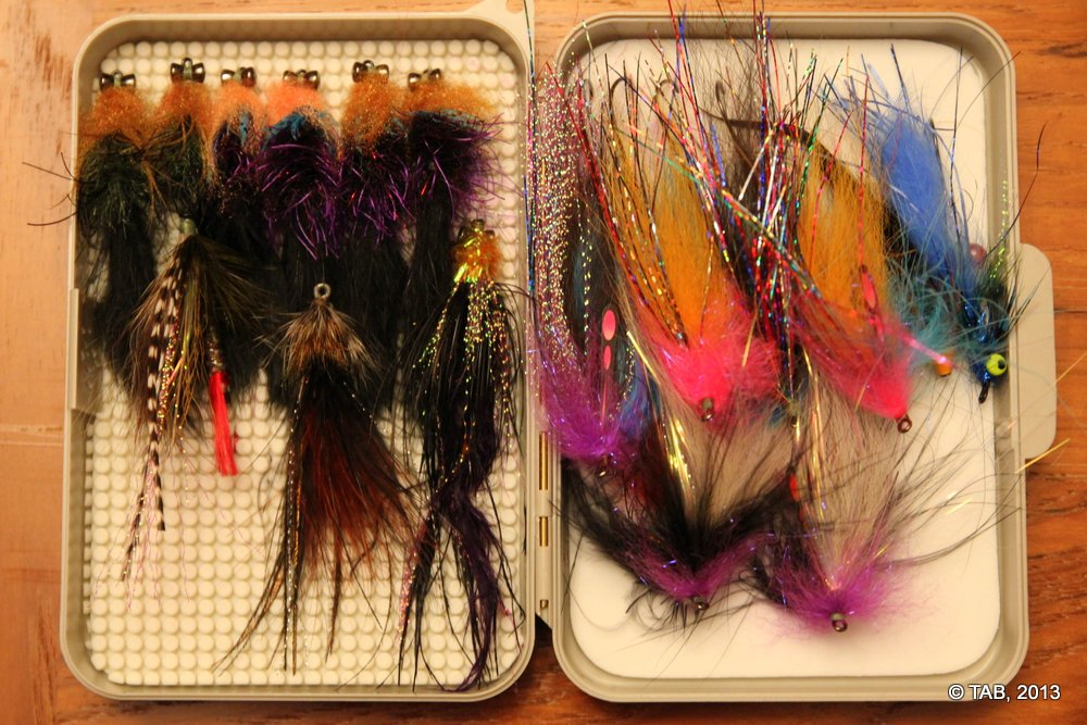 Steelhead Streamer Box