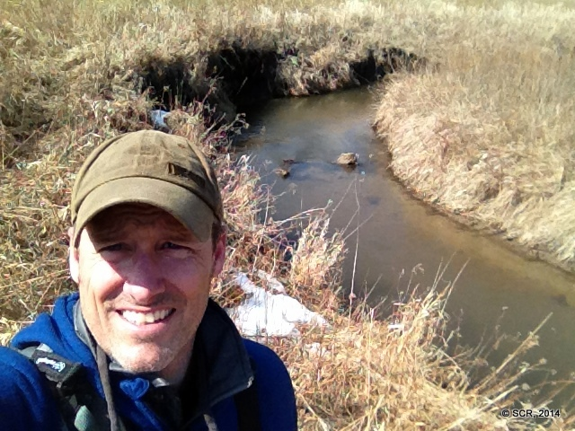 Stephen Rose at Trout Creek, Iowa County